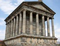 Temple Garni, Arménie Images stock