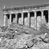 The Temple of Garni is hellenistic temple in Garni, Armenia. It is the best-known structure and symbol of pre-Christian Armenia. It is the only standing Greco Stock Image