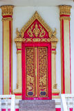 Temple gate Royalty Free Stock Photography