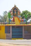 Temple of the God Ayyappan Stock Image