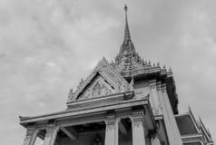 Temple of the Golden Buddha in Bangkok, Thailand Royalty Free Stock Photos