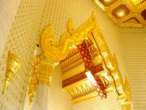 Temple of the Golden Buddha Stock Image