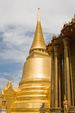The temple in the Grand palace a Stock Photo