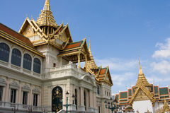 The temple in the Grand palace a Stock Images