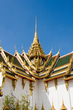 The temple in the Grand palace a Royalty Free Stock Images