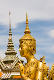 The temple in the Grand palace a Royalty Free Stock Image