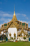The temple in the Grand palace area Stock Images