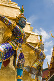 The temple in the Grand palace area Stock Photography