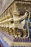 The temple in the Grand palace area Royalty Free Stock Photography