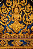 Temple in grand palace bangkok thailand Royalty Free Stock Photos