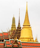 Temple in Grand Palace, Bangkok, Thailand Royalty Free Stock Image