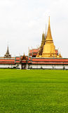 Temple in Grand Palace, Bangkok, Thailand Royalty Free Stock Photography