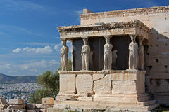 Temple grec Photo stock