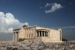 Temple grec image libre de droits