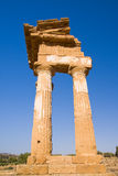 Temple grec Image stock