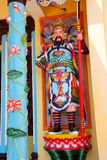 Temple guardian,  Cao Dai Temple Royalty Free Stock Photography