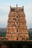 Temple in hampi india Royalty Free Stock Images