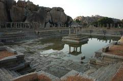 Temple in Hampi Karnataka India Stock Photos