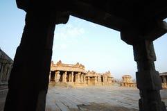 Temple in Hampi Karnataka India Royalty Free Stock Image