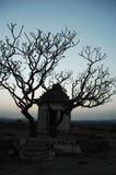 Temple in Hampi Karnataka India Royalty Free Stock Photo