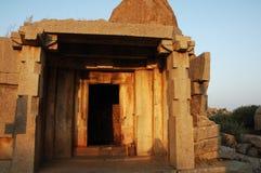 Temple in Hampi Karnataka India Royalty Free Stock Images