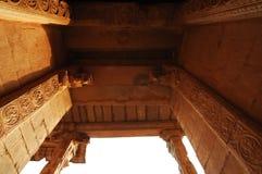 Temple in Hampi Karnataka India Stock Images