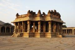 Temple in Hampi Karnataka India Stock Photo