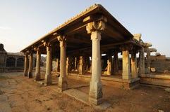 Temple in Hampi Karnataka India Royalty Free Stock Photos