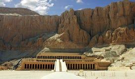 Temple of hatschepsut Stock Photos