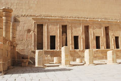 Temple of Hatshepsut Royalty Free Stock Photos