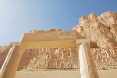 Temple of Hatshepsut Royalty Free Stock Image
