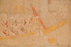 Temple of Hatshepsut Royalty Free Stock Photography