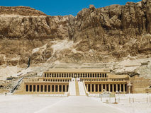 The Temple of Hatshepsut, Deir el Bahari Stock Images