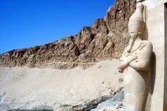Temple of Hatshepsut, Egypt Stock Image