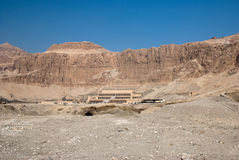 Temple of Hatshepsut, Egypt Stock Photography