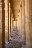 Temple of Hatshepsut, Egypt Stock Images