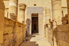 Temple of Hatshepsut Egypt Royalty Free Stock Photography