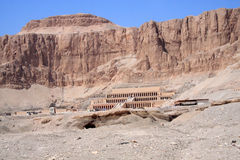 Temple of Hatshepsut Royalty Free Stock Photo