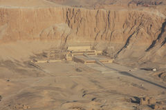 Temple of Hatshepsut Luxor Egypt Stock Images