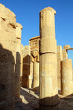 Temple of Hatshepsut in Luxor Egypt Royalty Free Stock Photography