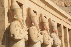 Temple of Hatshepsut Stock Photography