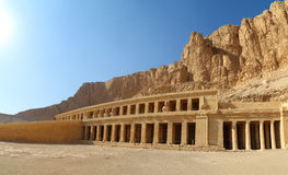Temple of Hatshepsut in Luxor Egypt Royalty Free Stock Photo