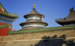 Temple of Heaven ,Beijing,China Royalty Free Stock Photography