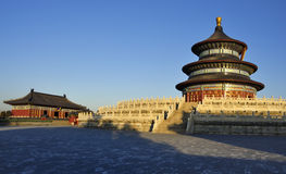 Temple of Heaven ,Beijing,China Royalty Free Stock Photo