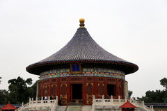 Temple of Heaven (алтар рая), Пекин, Китай Стоковая Фотография