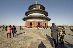 Temple of Heaven в Пекине Стоковое Изображение RF