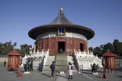 Temple of Heaven, перемещение Пекин стоковая фотография rf