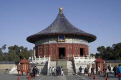 Temple of Heaven, перемещение Пекин стоковое фото