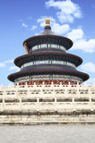 The Temple of Heaven Stock Images