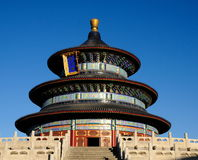Temple of heaven. In Beijing, China Stock Images